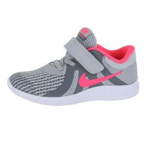 Girl's Nike Revolution 4 (TDV) Toddler Shoes